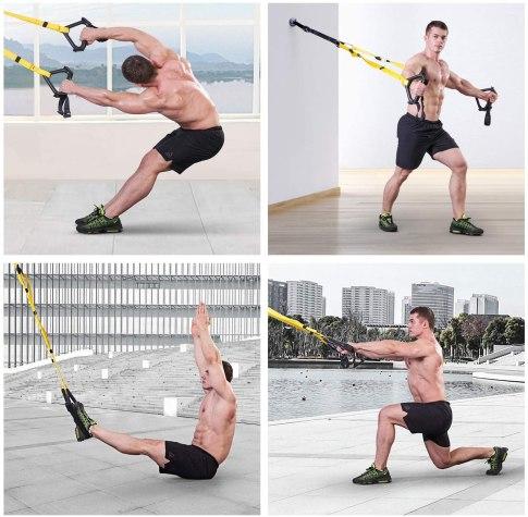 workout straps