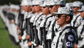 Mexican military to perform police duties for four more years
