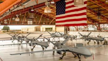 Man vs machine: Air Force plans to pit fighter jet against drone