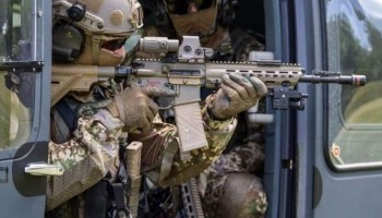 German military to dissolve top Special Operations unit