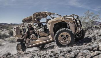Special Operations units to receive new dune buggy