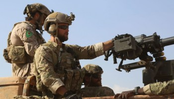 The status of America's forever wars in the Middle East