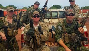 America in Africa: Camp Lemonnier & foreign adversaries