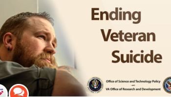 22 a day, we have to work together to end Veteran suicides