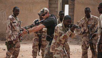 Counterterrorism & counterinsurgency: US strategy in West Africa