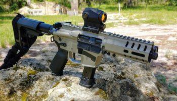 The CMMG Banshee Mk17: Gun review