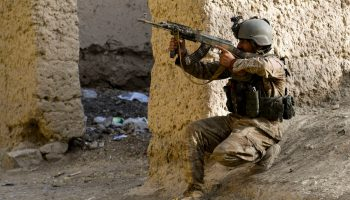 Amid peace talks with Taliban, ISIS is gaining strength