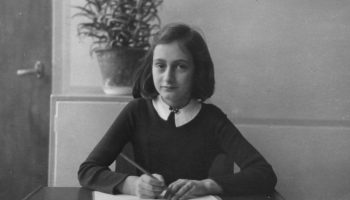 August 1944, Anne Frank and her family are betrayed and arrested