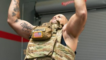 Extortion 17: CrossFit gyms honor fallen Navy SEALs