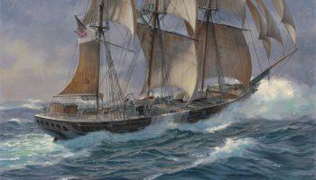 CSS Shenandoah, a Confederate legend
