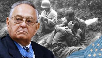 Master Sergeant Ron Rosser, Medal of Honor recipient, passes away at 90