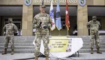 Senators Propose Charleston SC for AFRICOM's New HQ