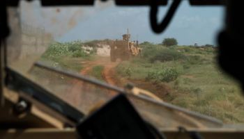 American soldier wounded by Islamic terror group in Somalia