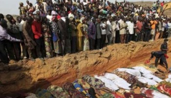 The World is Turning a Blind Eye to Genocide Against Christians in Nigeria