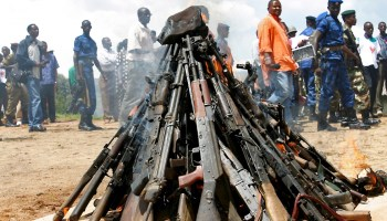 Guns or Greed in Central Africa: What Needs to be Silenced?