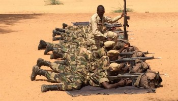 Armed Jihadists on Motorcycles Kidnap American Citizen in Niger