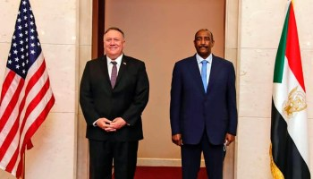 US to Drop Sudan from the State Sponsors of Terrorism List