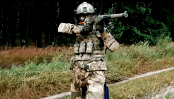 Russia's New Exoskeleton Probably Isn't All it's Cracked Up to Be
