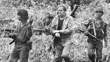 October 5, 1986, CIA Resupply Plane Shot Down Over Nicaragua