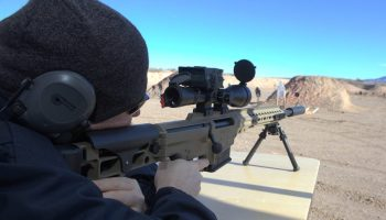 SOCOM Set to Receive New Barrett MK22 Sniper Rifle