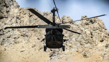 Breaking: Helo Crash in Egypt's Sinai, Five Americans Dead
