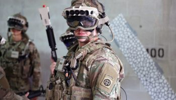 The Pic of the Day: Is This the Face of Tomorrow's Soldier?