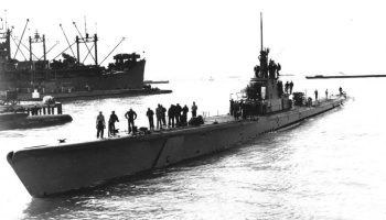 In a Daring Raid, the Crew of the USS Barb Took the Fight to the Japanese