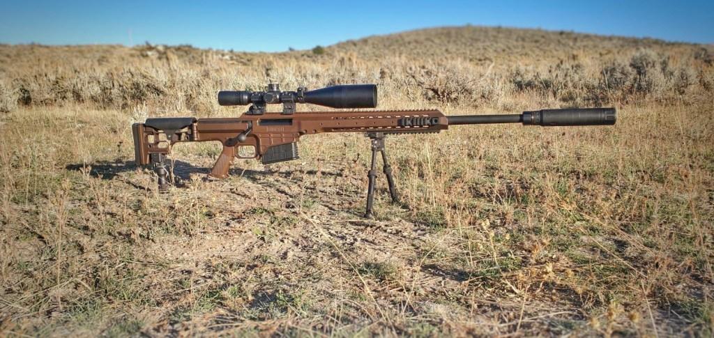 Barrett MRAD M22