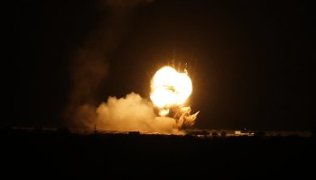 Israeli Airstrikes Pound Gaza After Another Rocket Attack