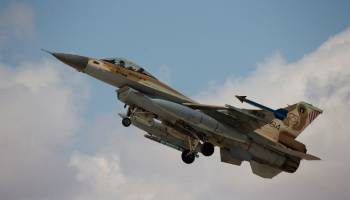 Several Israeli Airstrikes Hit Syrian and Iranian Troops