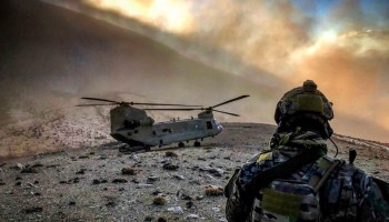 Short-Sighted Political Strategy and Other Reasons the War in Afghanistan Failed