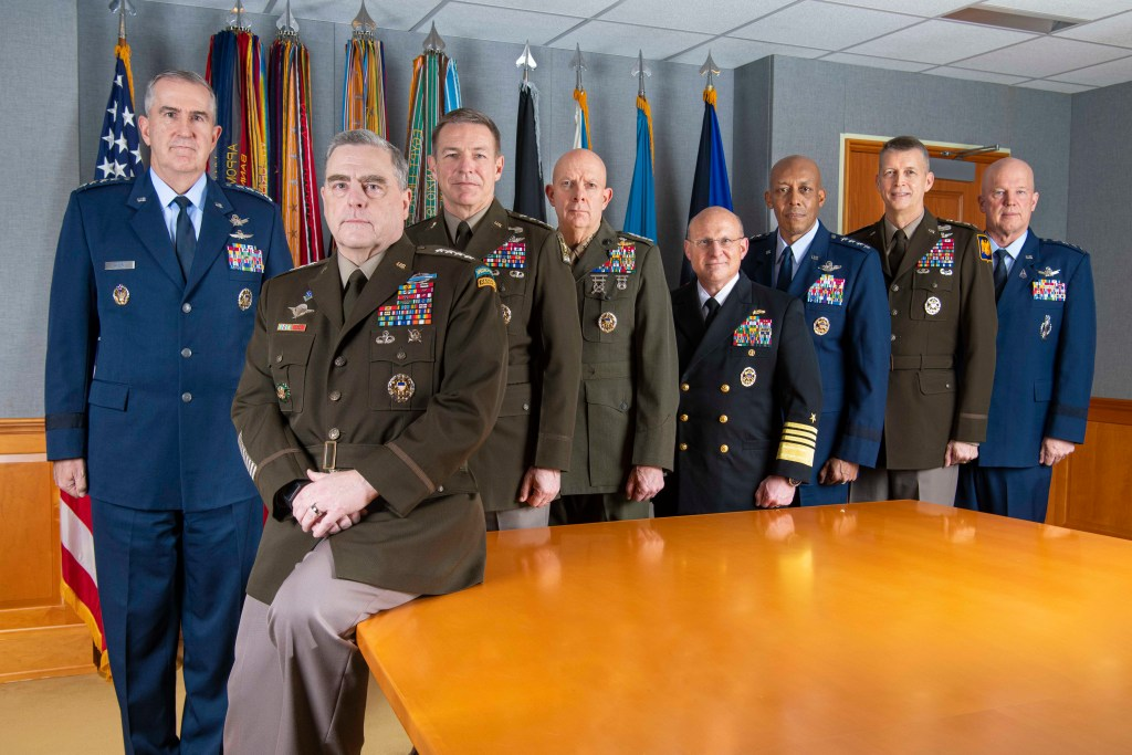 Space Force Joins Joint Chiefs