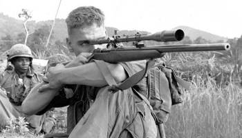 'Quiet professionals': These Are the Legendary Vietnam War Marksmen Every Marine Scout Sniper Trains to Be