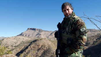 Volunteers at the U.S. Border: Training with Arizona Border Recon