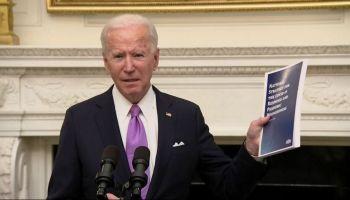 President Joe Biden's Ten COVID Commandments
