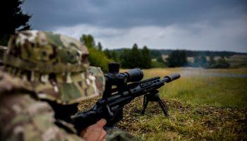 The Quiet Professional, Navy SEAL Sniper Matt Axelson