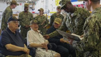 A WWII Hero Gets Honored Seventy Years After the Fact
