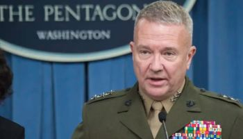 """General McKenzie Says That the Afghan Military Will """"Certainly Collapse"""""""