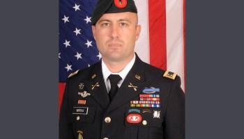 Green Beret Dies from Non-Combat Incident