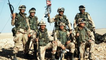 "The ""Big Five"" Systems That Helped Win Desert Storm"