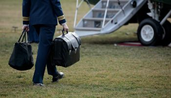 Here's What Happens to the 'Nuclear Football' If Trump Skips Biden's Inauguration