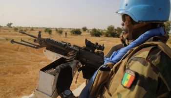 Attack on Peacekeepers in Mali a War Crime Says UN Chief