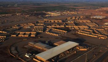 Rockets Hit Base in Iraq That Houses US Contractors