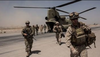 Secretary of Defense Austin Weighs in on Troop Withdrawal From Afghanistan