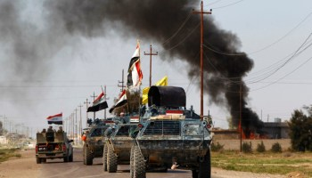 Iranian Proxy Militias Blackmail Iraqi Government While US Stands Idle