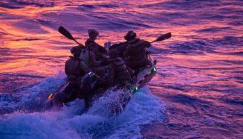 Rough Men Standing by: Navy SEALs Chris Campbell, JT Tumilson, & Heath Robinson