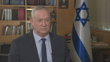 "IDF Defense Minister Gantz: ""Constantly Updating Plans For Iran Strike"""