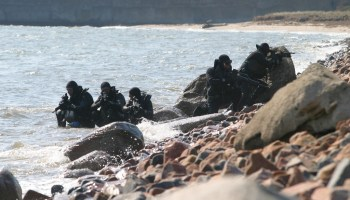 First Joint German Special Ops and US Navy SEAL Mission