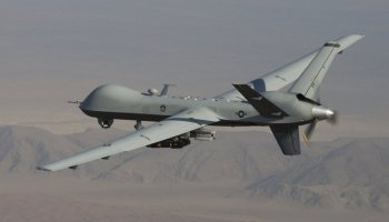 Biden Secretly Puts Limits On Drone Strikes in Counter-Terror Ops