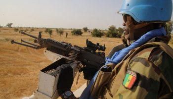 In Mali Jihadists Kill 33 Troops as Violence Escalates